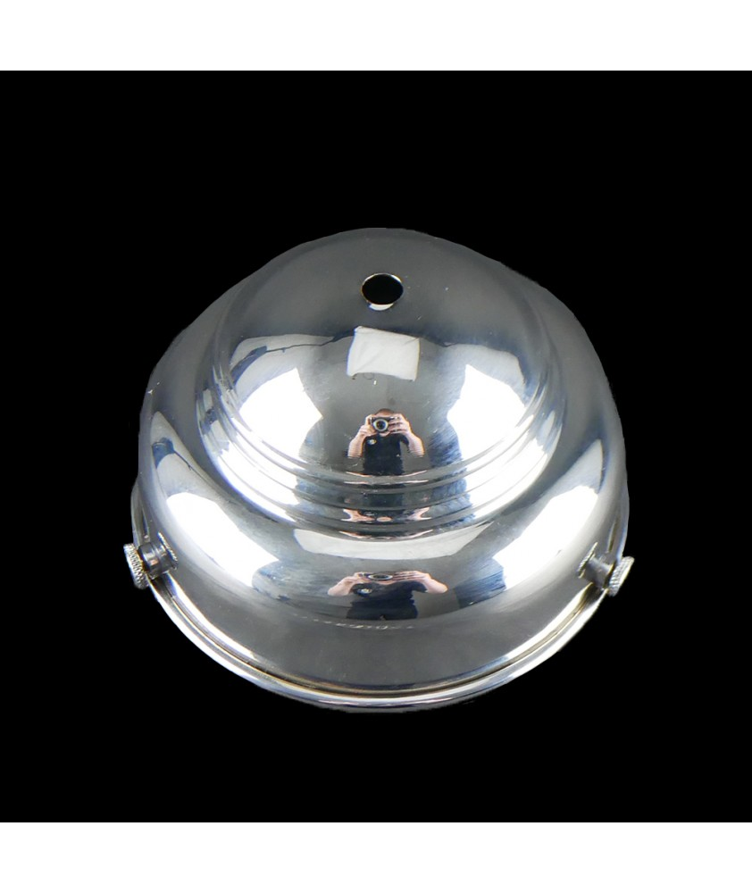125mm Beehive Dome in Brass or Chrome