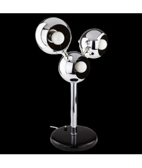 """Modernist """"Mickey Mouse""""  Table Lamp"""