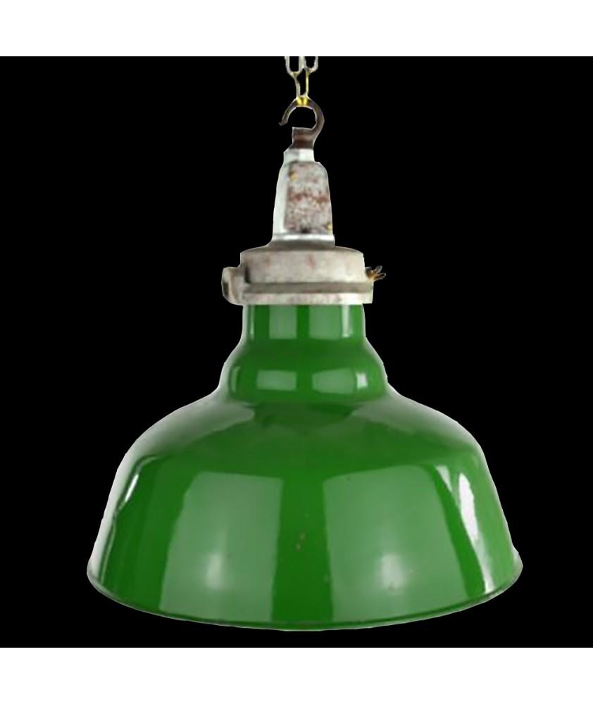 "Large Vintage ""Benjamin"" Dock Lamp Pendant"