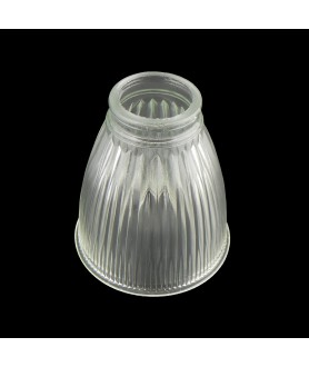 Prismatic Tulip Light Shade with 55mm Fitter Neck