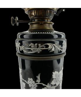 Hinks Ceramic Oil Lamp