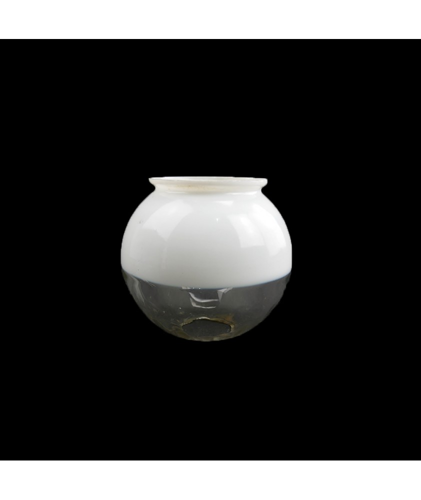 Gas Globe Light Shade with 85mm  neck