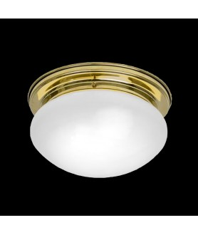 Flush Ceiling Mount Bowl