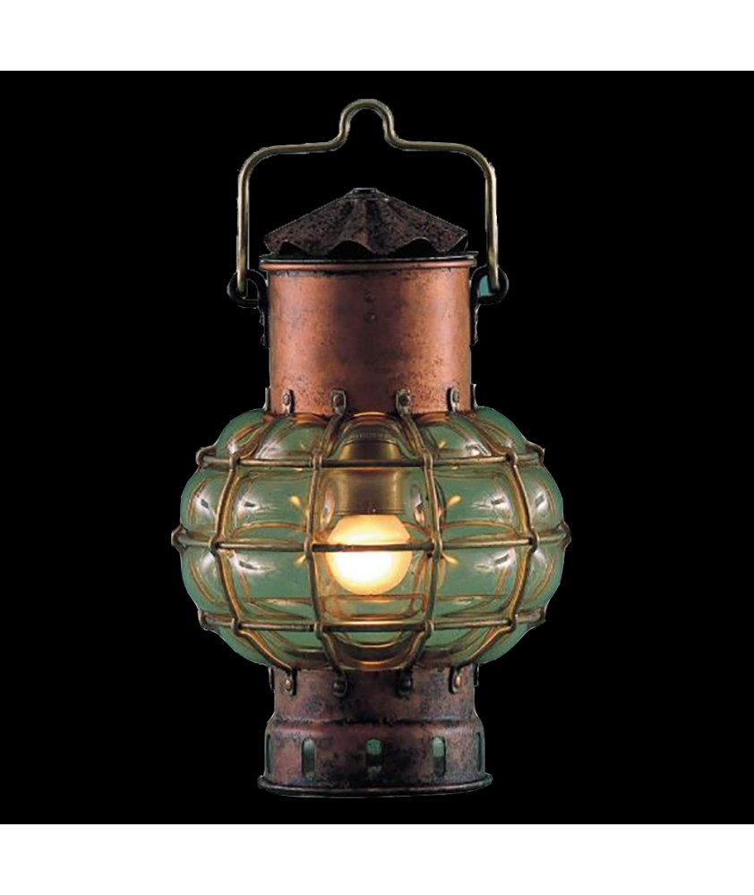 "7"" Marine Globe Light"