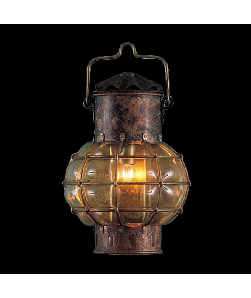"7"" Marine Flat Globe Light"