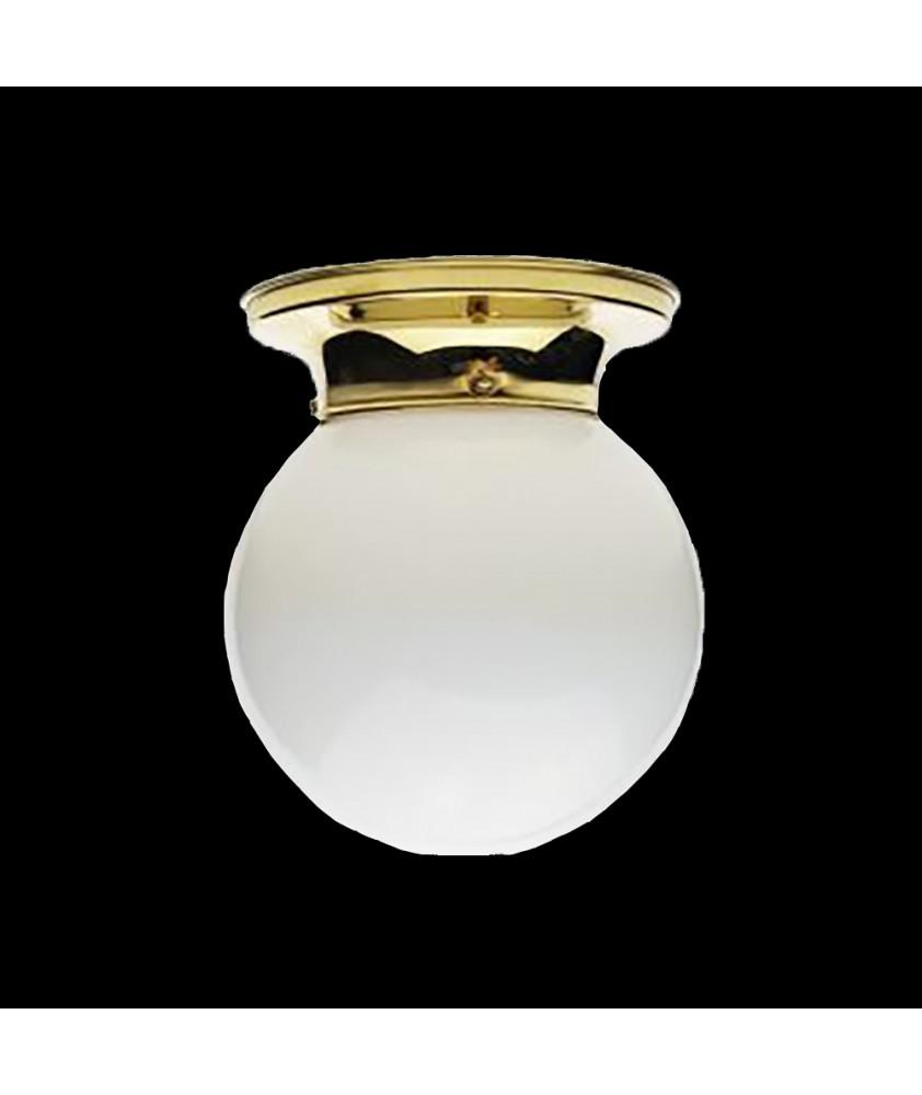 Opal  Flush Ceiling Light