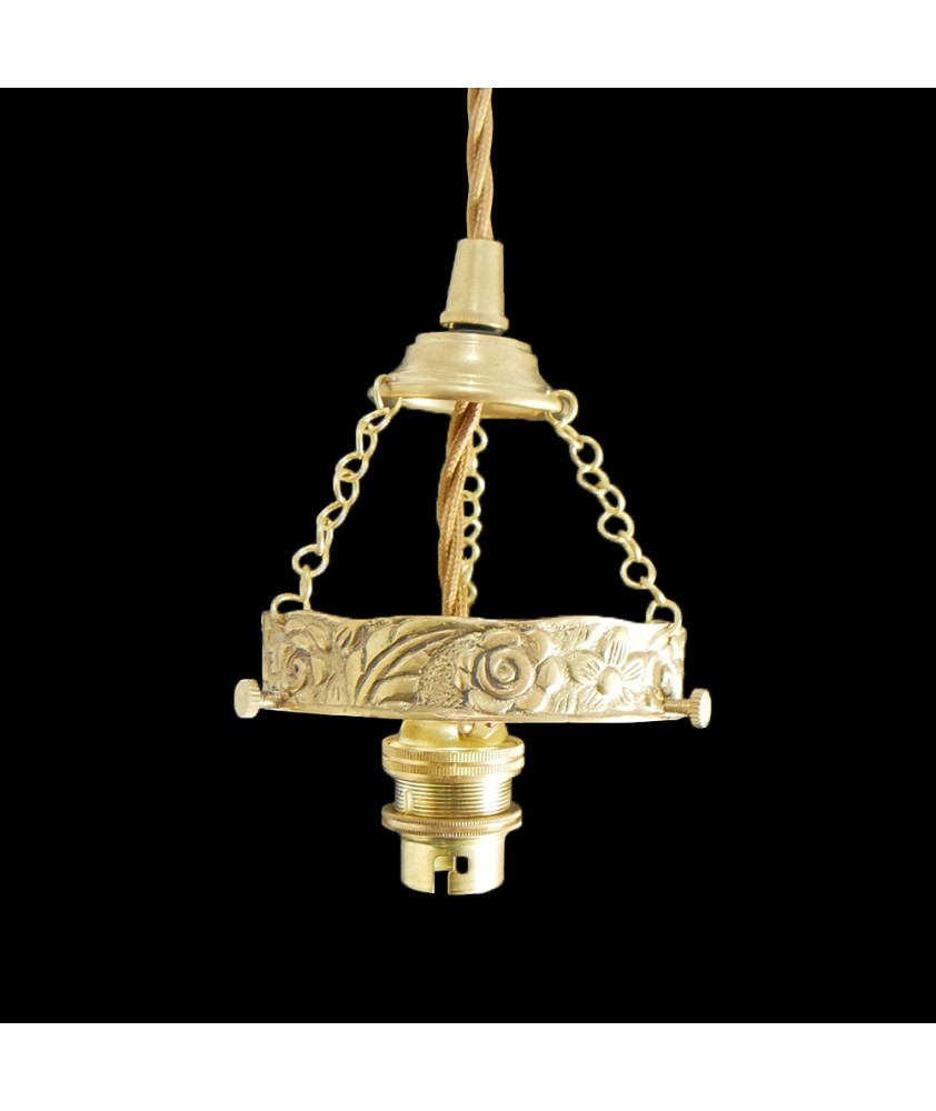 85mm Art Nouveau Style Hanging Gallery