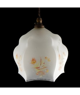 Opaque Vintage Shade (Shade only or Pendant)