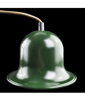Green Cup Lamp