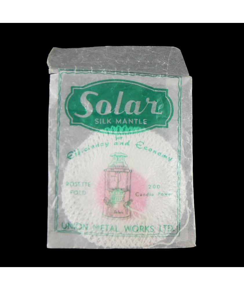 Solar Lamp Mantle