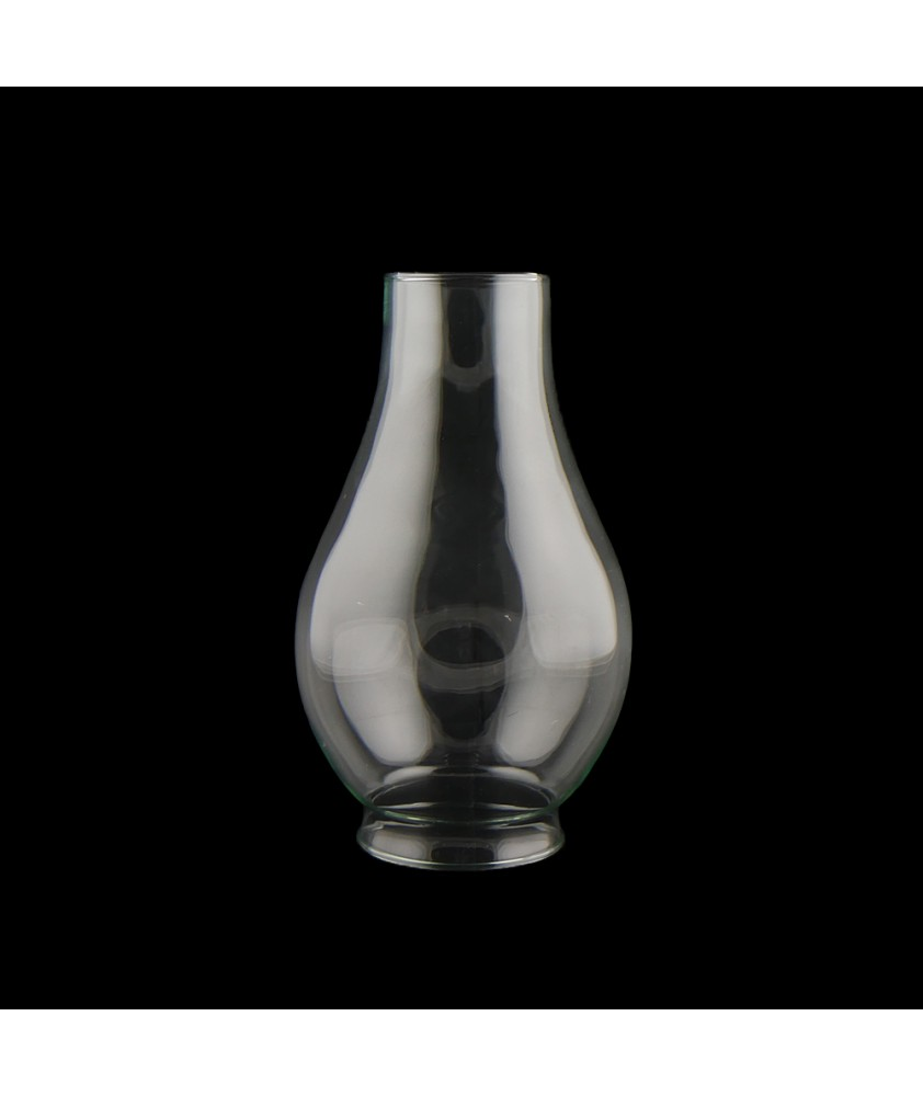 52mm Clear Ships Oil Lamp Chimney