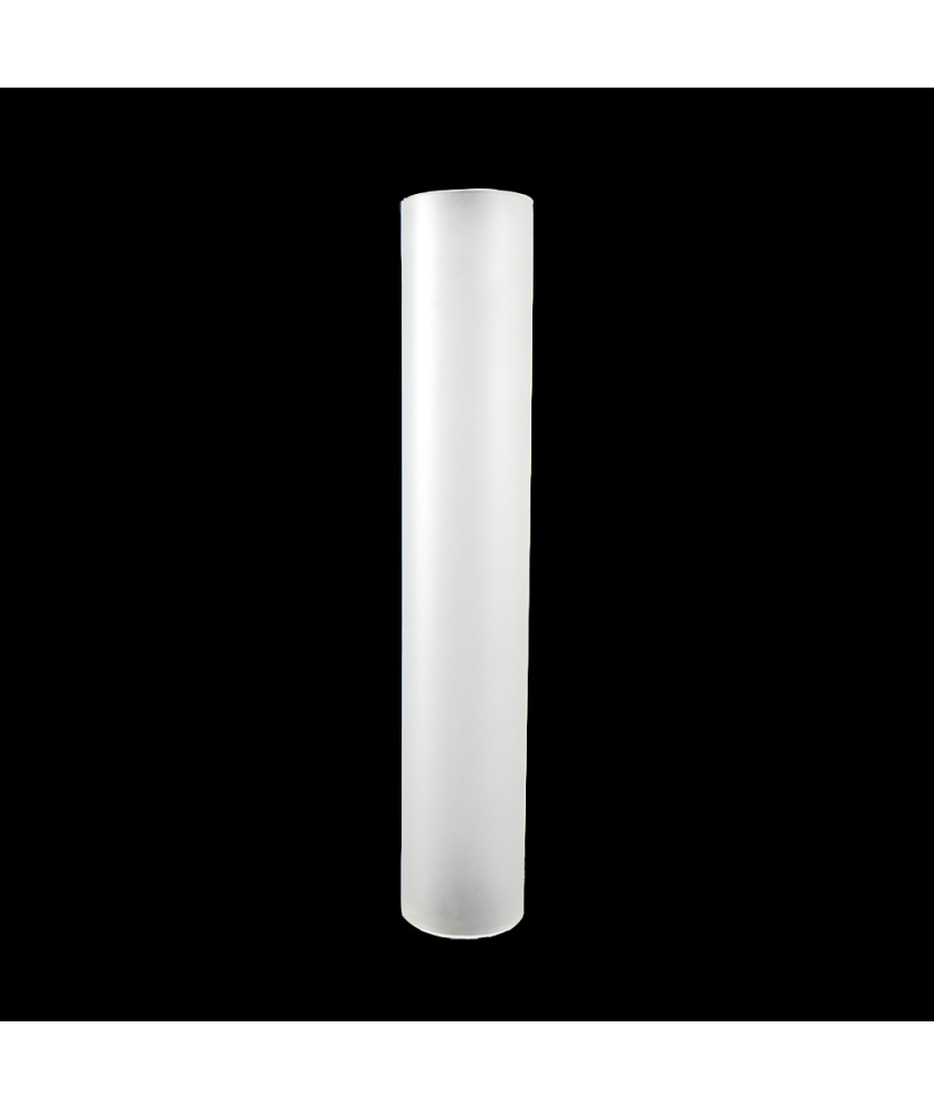 280mm Satin Cylinder with 50mm Base