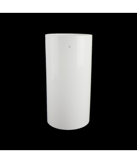 138mm Opal Cylinder Glass Shade with 3 arm Fitting and 28mm Fitter Size