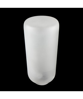 Slim Etched Jar Shade with 80mm Fitter Neck