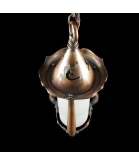 Beautiful Arts and Crafts Lantern