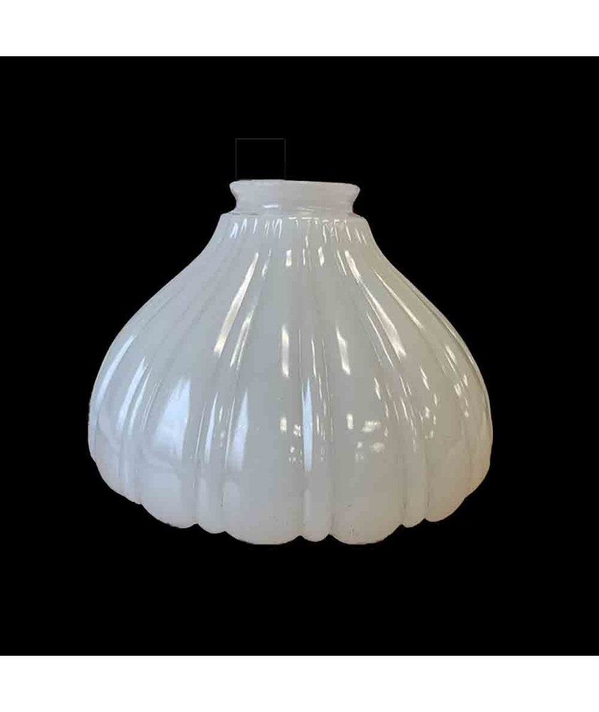 120mm Dia Moonstone Shade with 55-57mm Fitter Neck