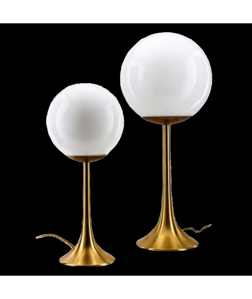 Small and Large Ritz Table Lamps