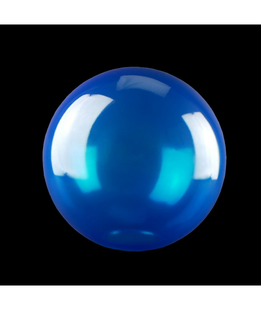 300mm Turquoise Coloured Globes with 100mm Fitter Hole