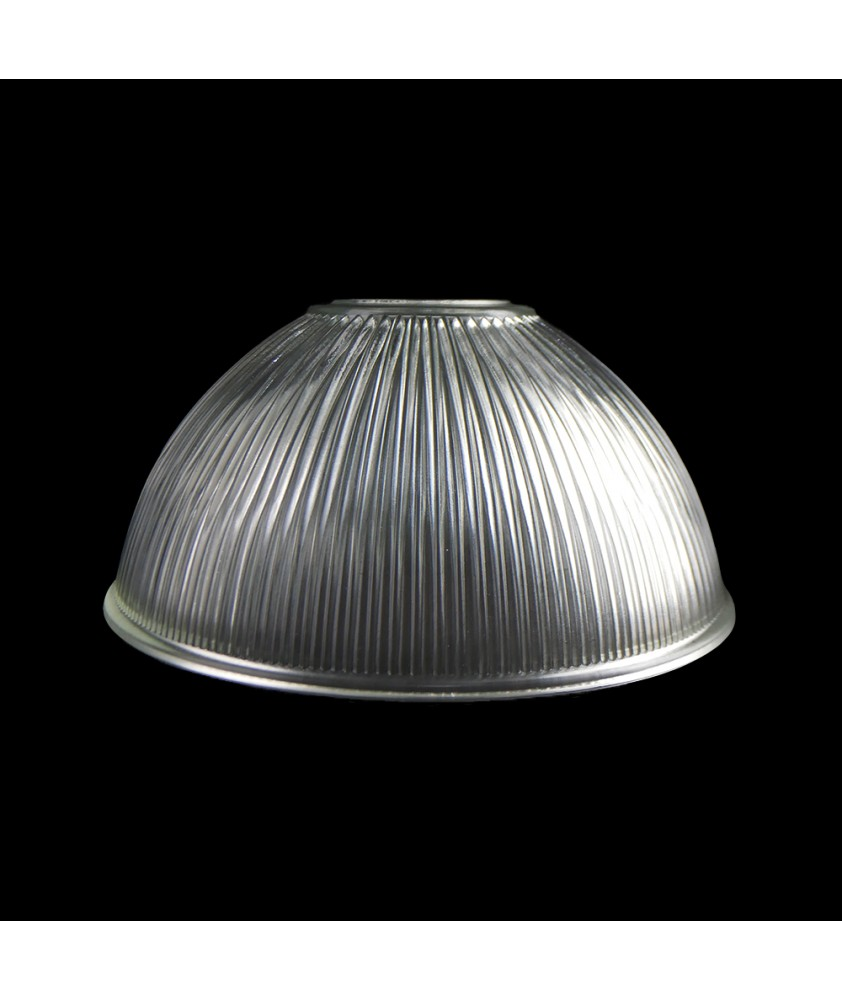 540mm Prismatic Dome Light Shade  with 168mm Fitter Hole