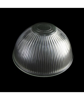 380mm Prismatic Dome Light Shade with 65mm Fitter Hole