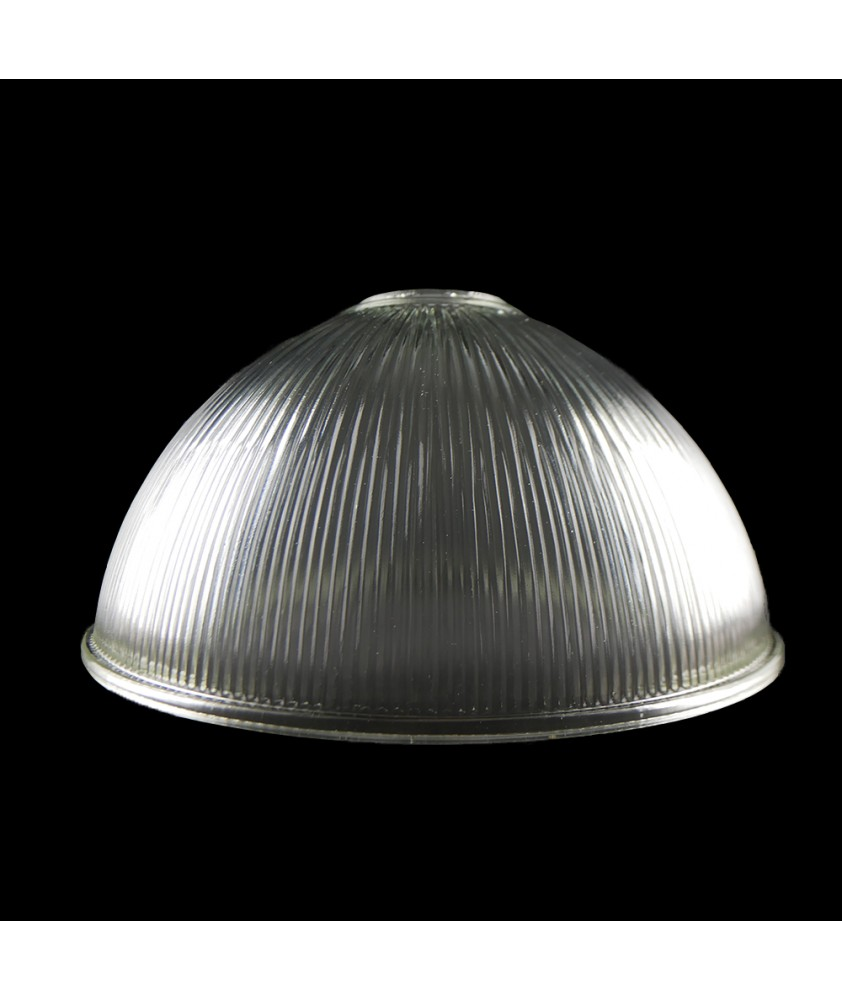 380mm Prismatic Dome Light Shade with 70mm Fitter Hole