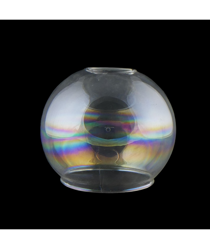 Clear Halogen Globe with 30mm Fitter Hole (clear or Frosted)