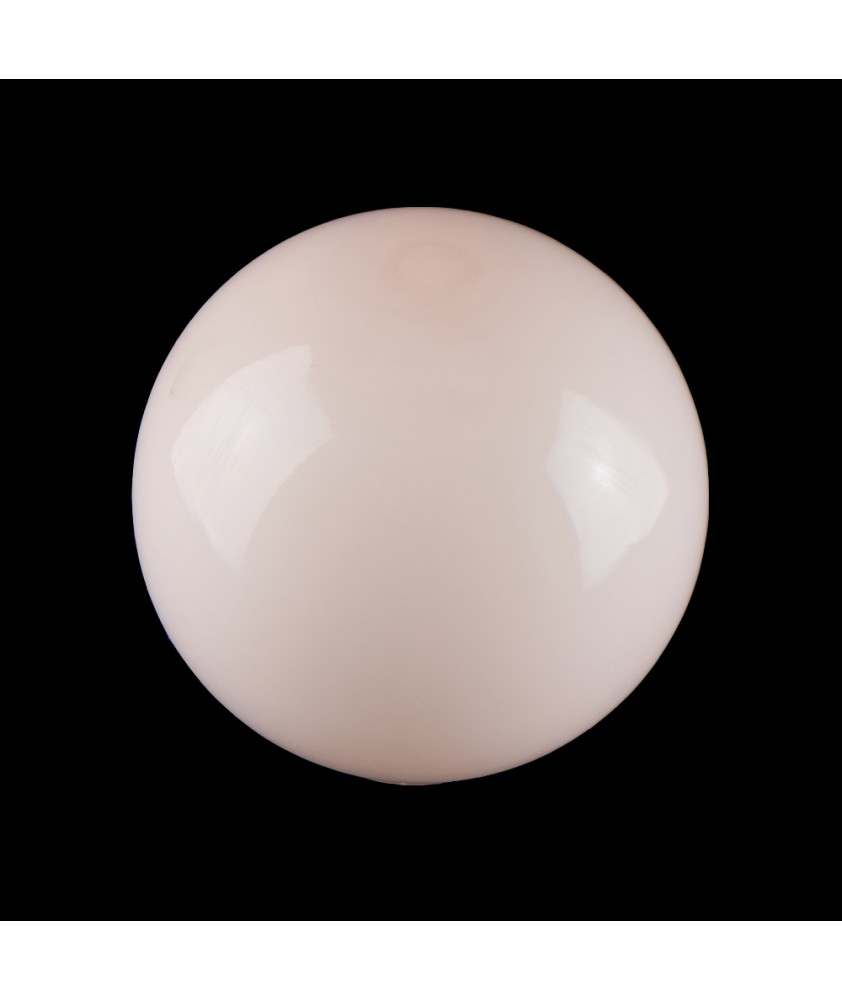 150mm Pink Globe with 80mm Fitter Neck