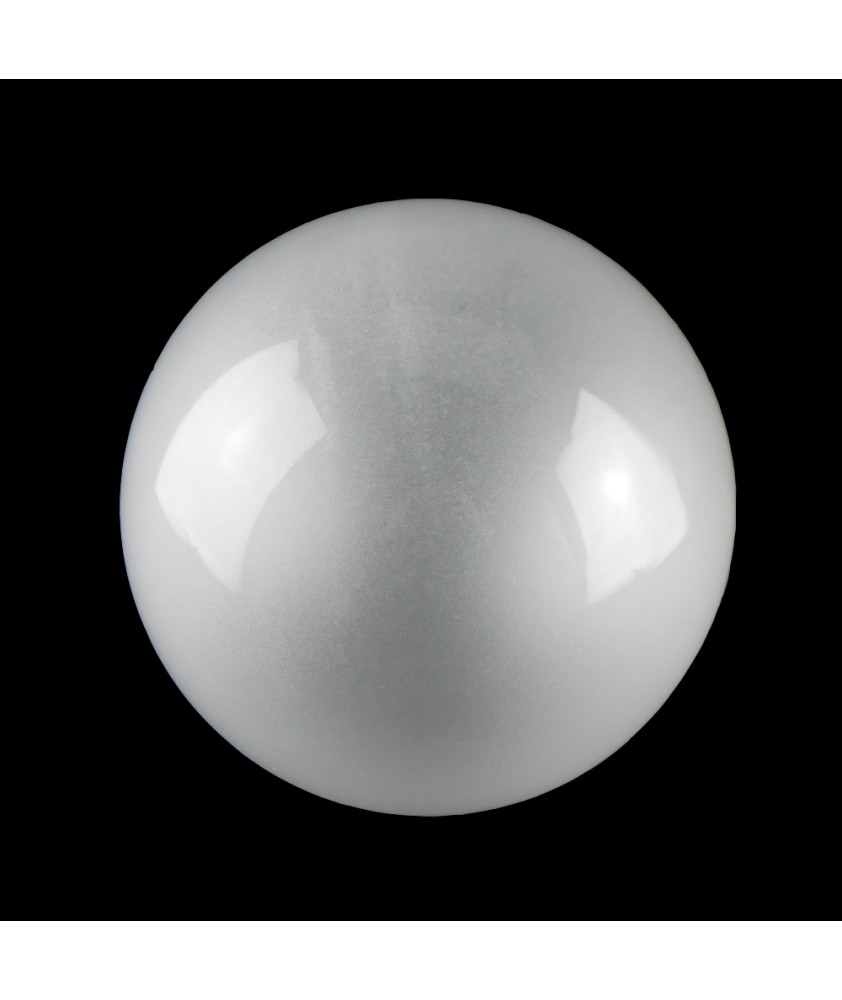 180mm Internally Frosted Globe with 47mm Fitter Hole