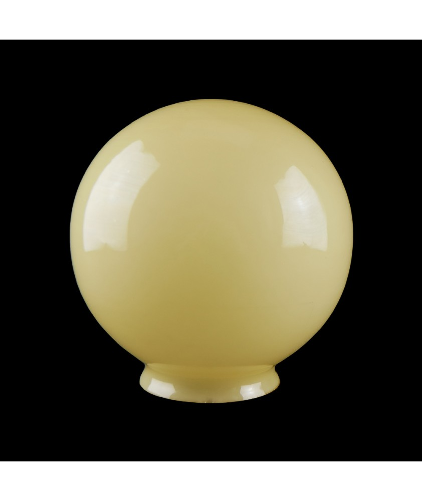 150mm Primrose Globe with 80mm Fitter Neck