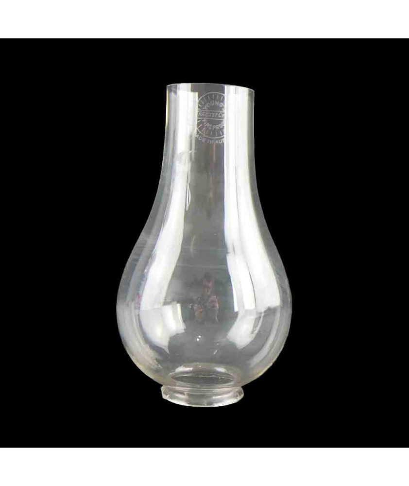 Young's Ship Oil Lamp Chimney with 42mm Base