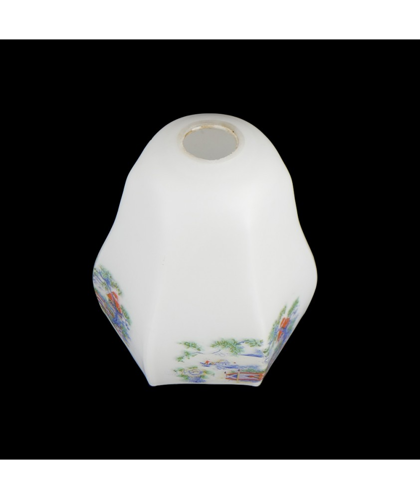 Patterned Tulip Light Shade with 30mm Fitter Hole