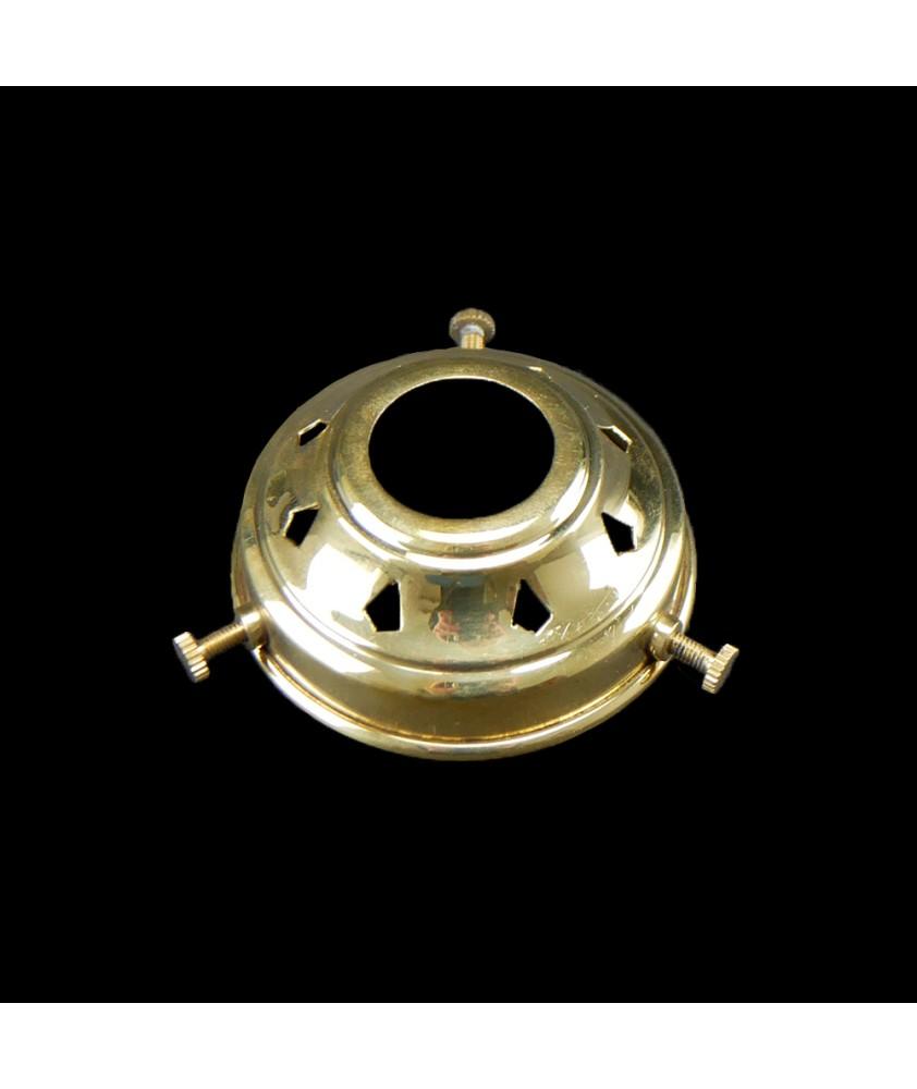 70mm Brass Gas Shade Gallery