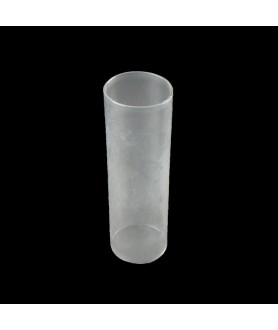 154mm Clear Glass Cylinder with 47mm Base