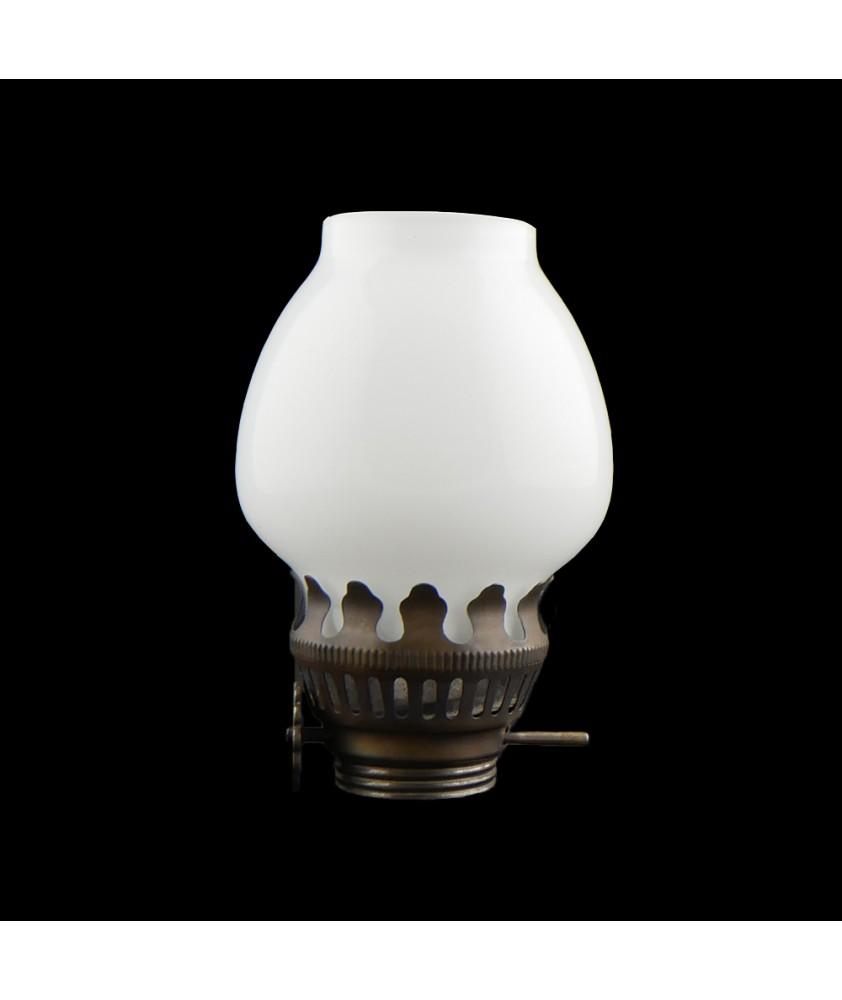 Kelly Opal Oil Lamp Chimney 32mm Base