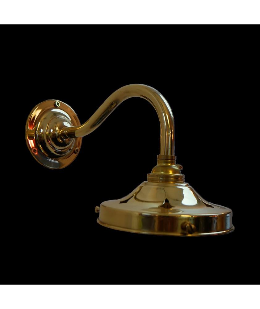 Moncrieff Small Brass Wall Bracket