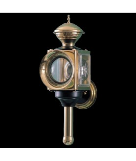 Brass Coach Lamp
