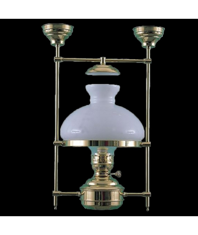 Officers Oil Lamp
