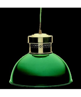Green Dock Lamp 280mm