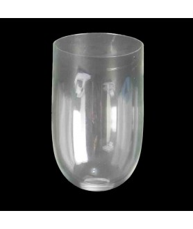 "10"" Hurricane Glass Shade - No Neck"