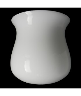 265mm Opal Bell Shade with 72mm Fitter Hole