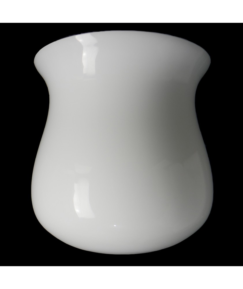 265mm Opal Bell Light Shade with 72mm Fitter Hole