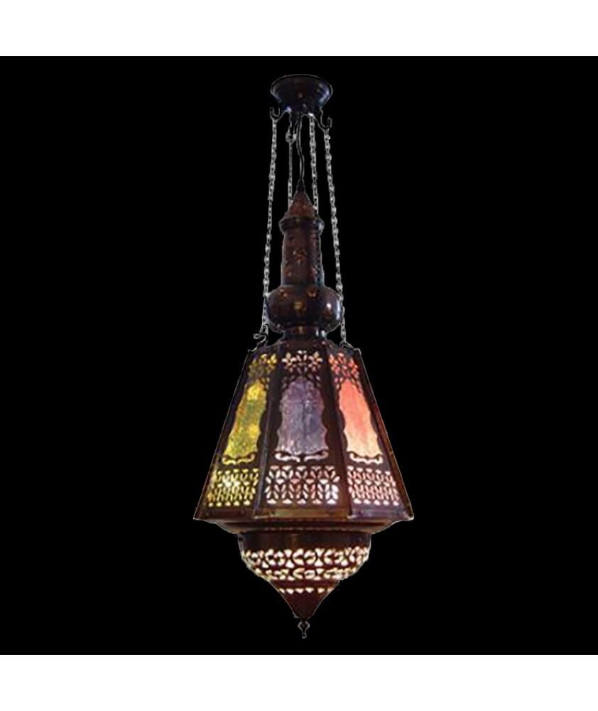 Samarkand Lantern Glazed
