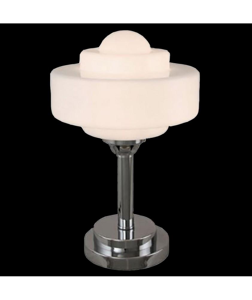 Soda Table Lamp Chrome