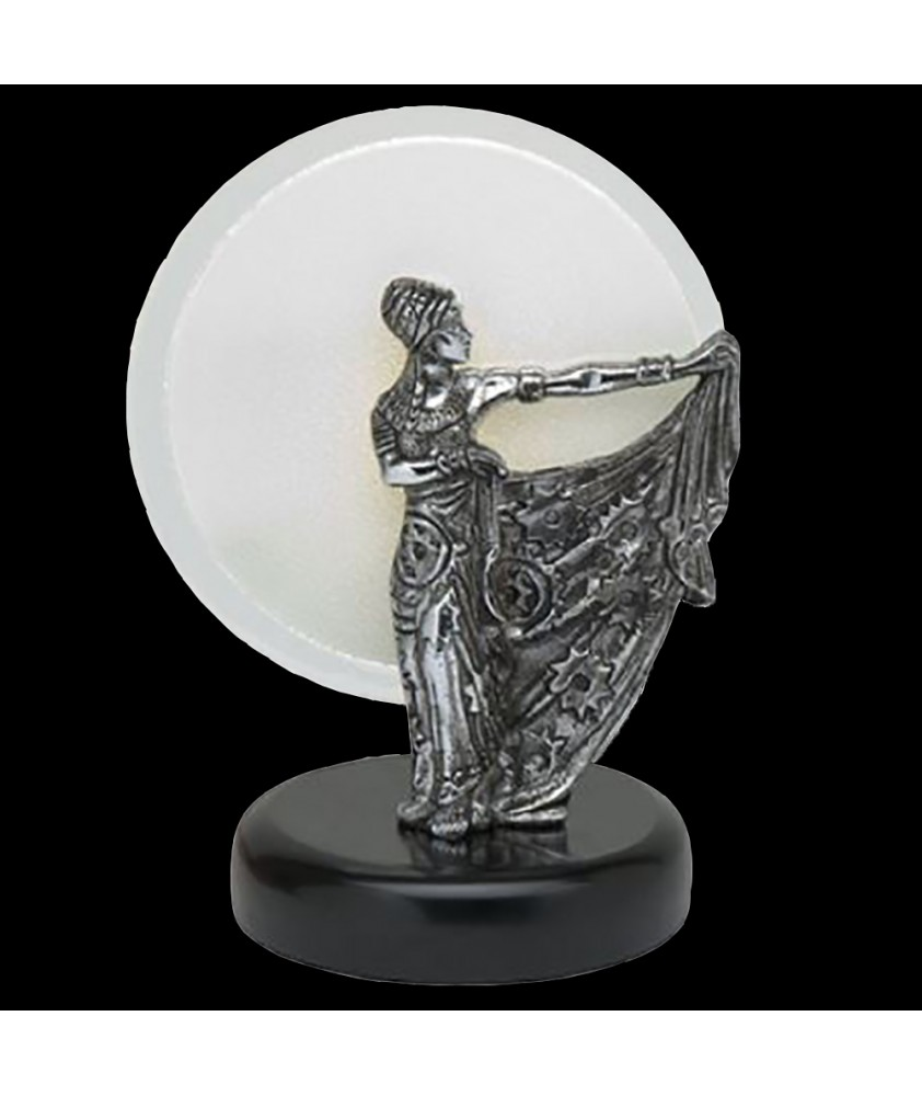 Statuette Chrome