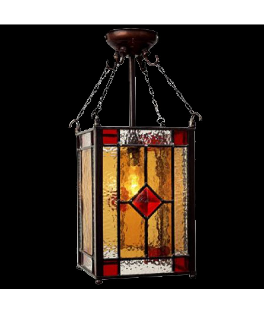 Red Jewel Lantern