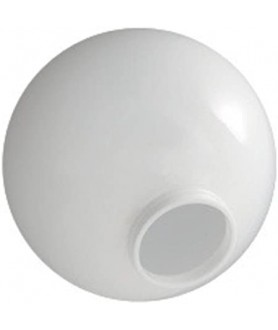Opal Acrylic Globes with Neck Various Sizes