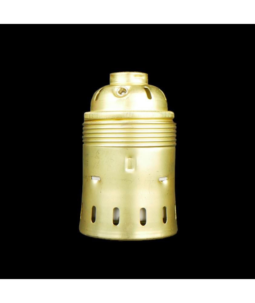 E40 Brass Bulb Holder with M10 Reducer
