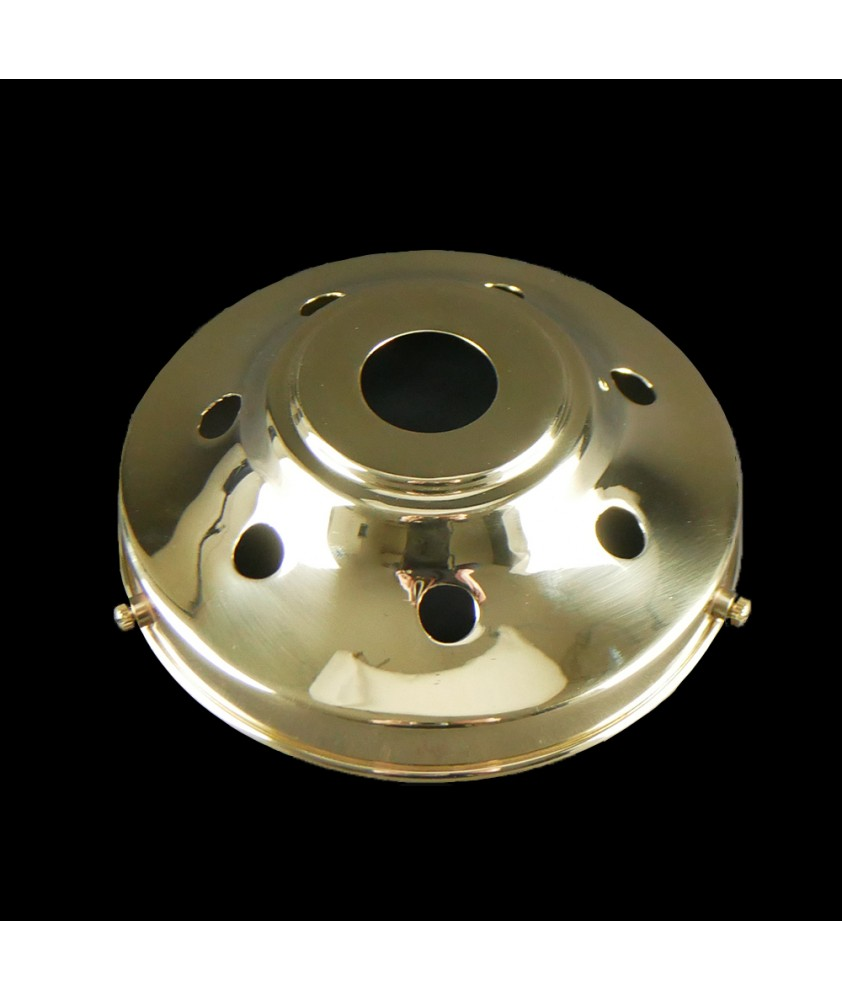 156-160mm Large Gallery in Brass or Chrome