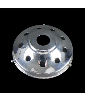 156-160mm Large Gallery in Chrome with Longer Screws