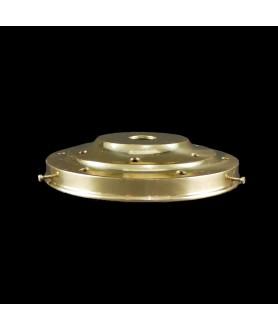 165mm Brass Gallery